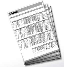 Plusieurs devis pour l'achat de fichier clients